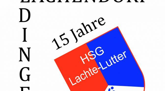HSG Lachte Lutter final mit 15